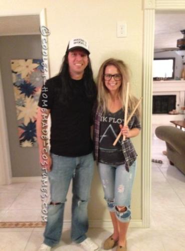 Couples Halloween Costumes: Wayne's World