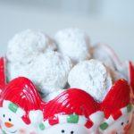 Snowball Cookies aka Mexican Wedding Cookies