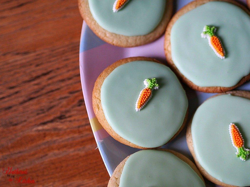 Easter Themed Sugar Cookies 1