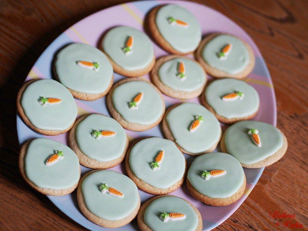 Easter Themed Sugar Cookies 2