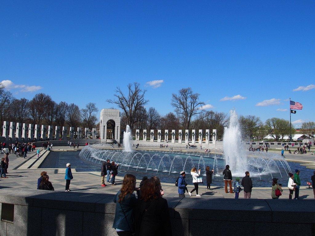 National WWII Monument, Washington D.C.