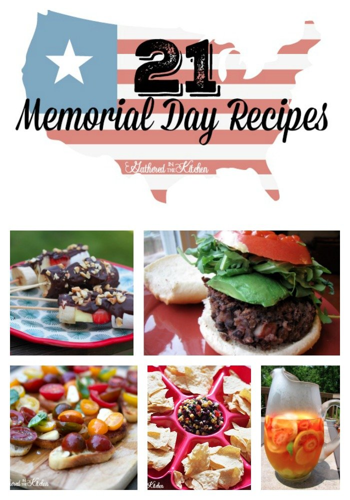 21 Memorial Day Recipes