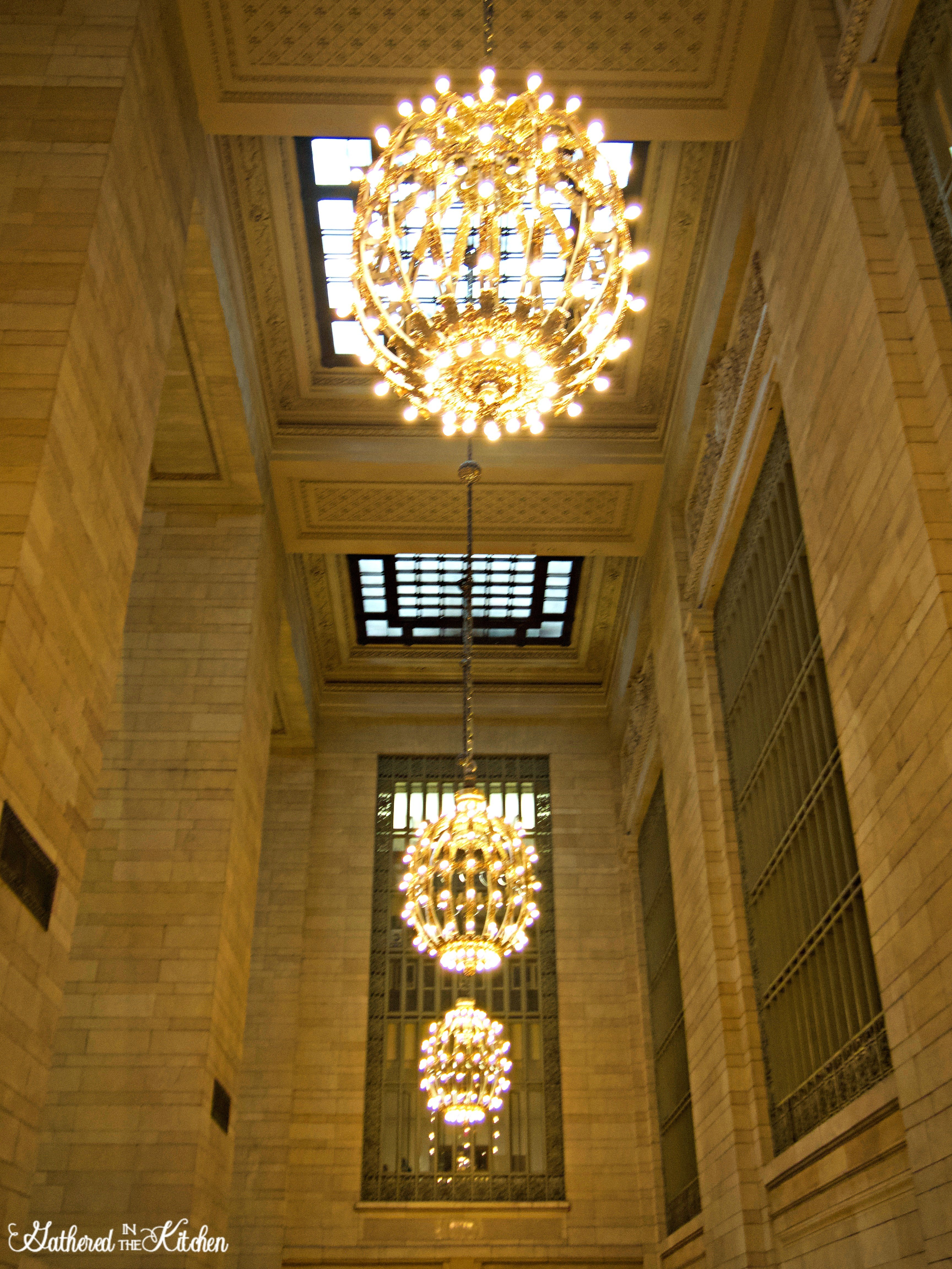 Grand Central Train Terminal, NYC