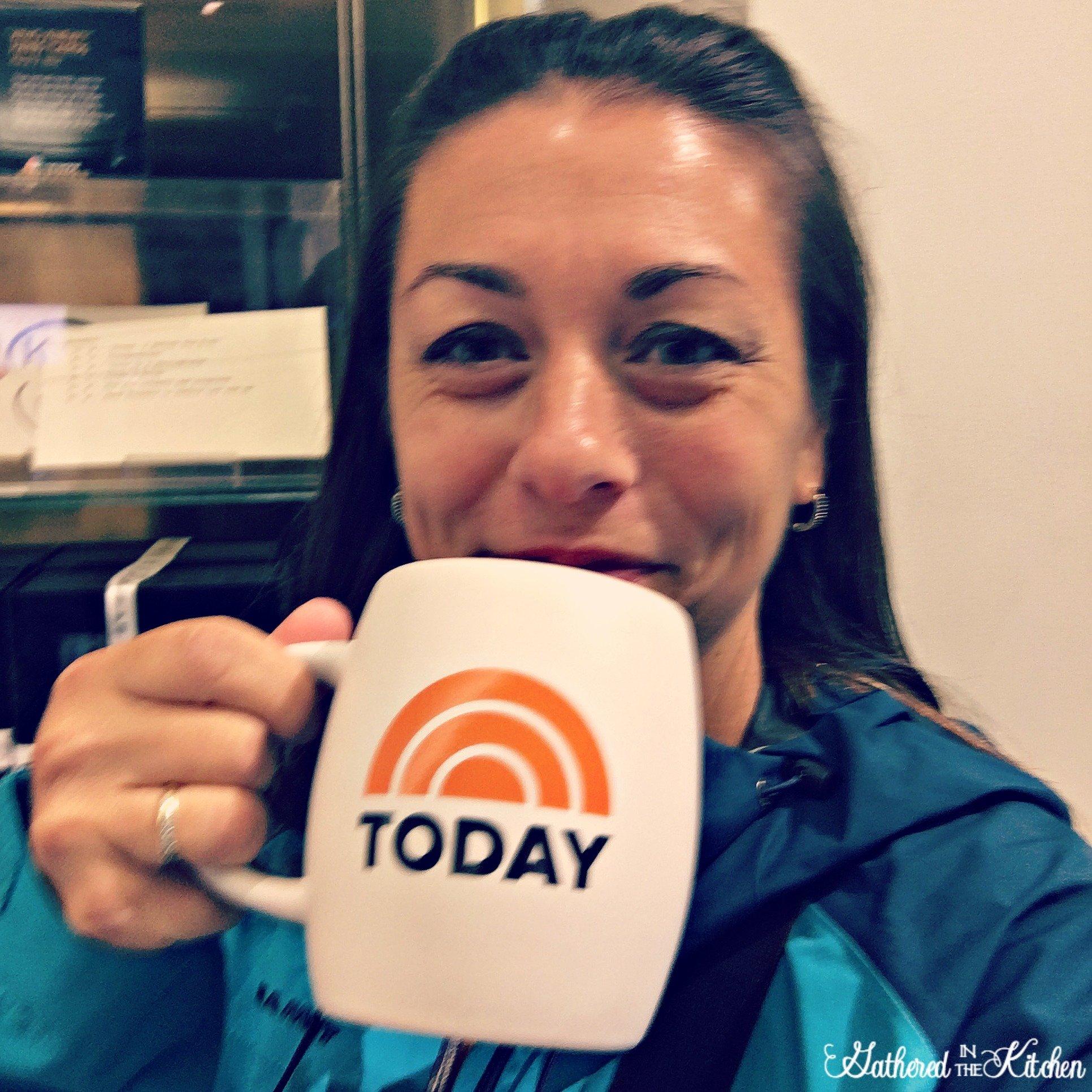 NBC Studios at Rockefeller Center NYC