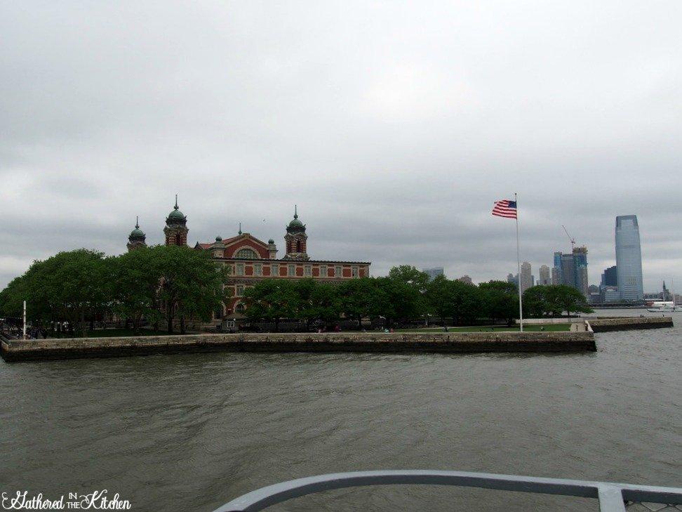 Ellis Island, New York City, NY