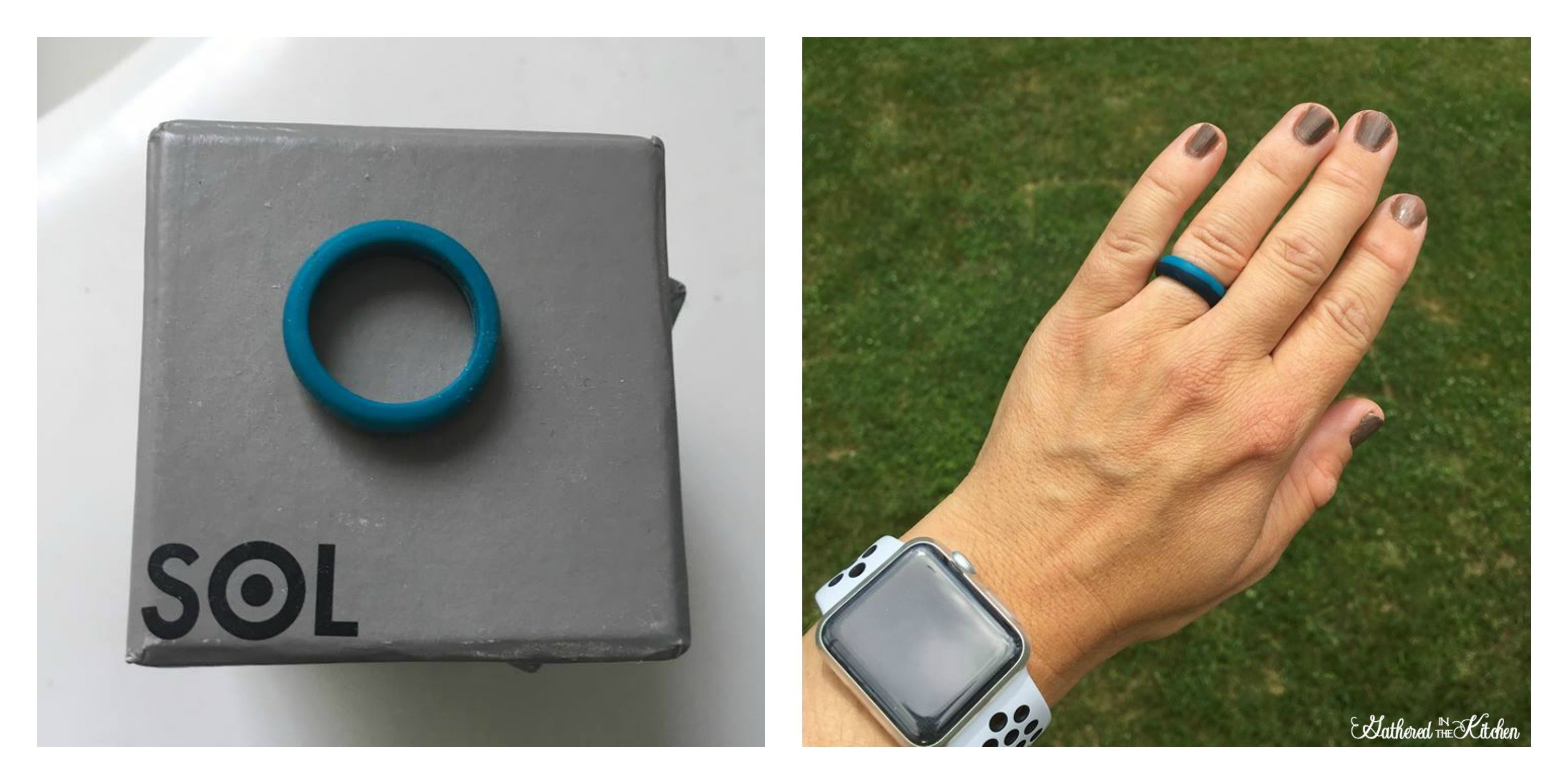 silicone wedding ring for camping