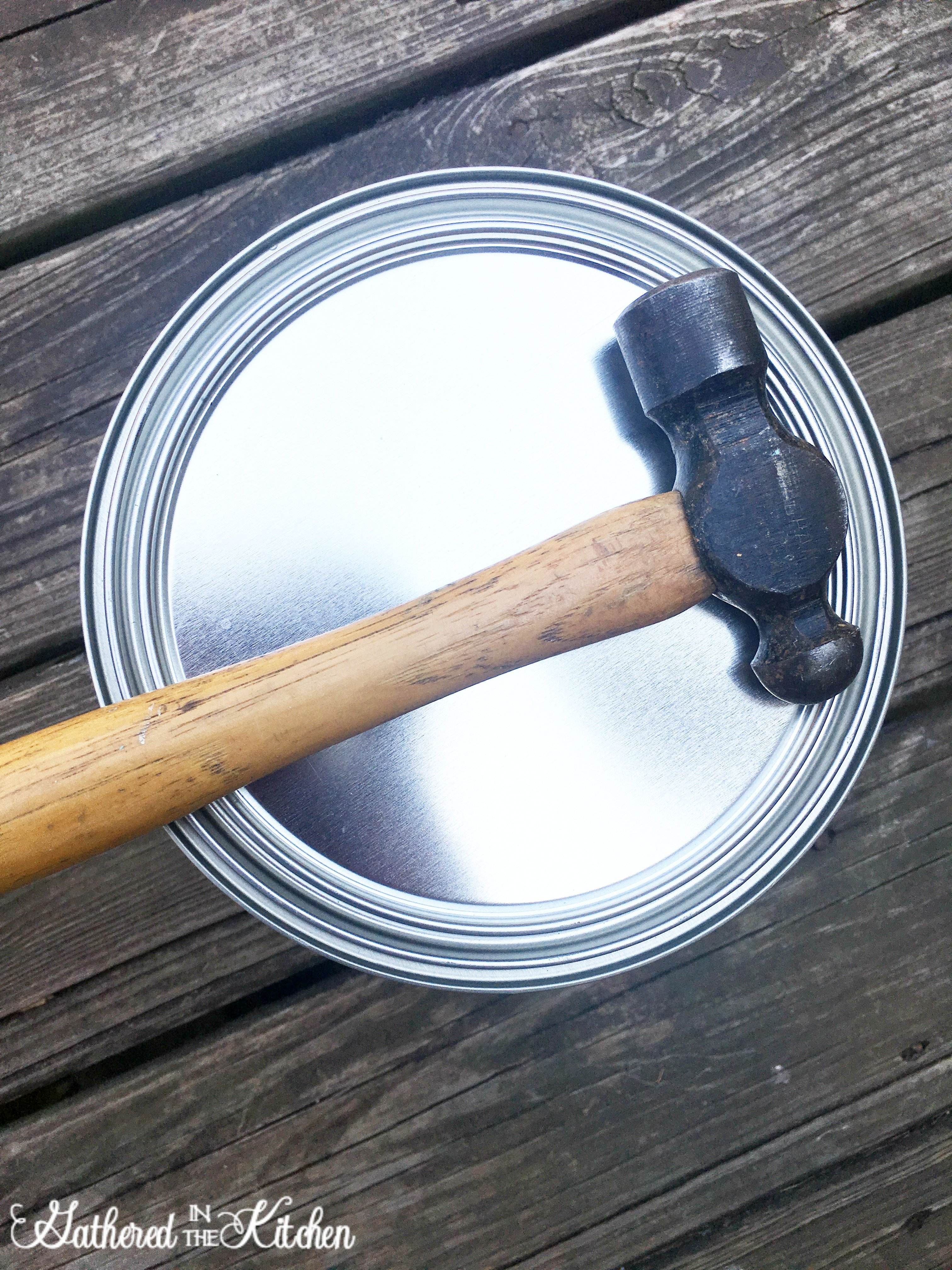 How to Fix Rusty Paint Cans That Won't Seal