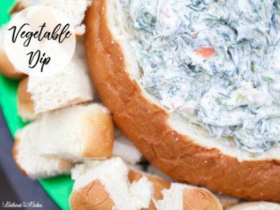 Lipton Soup Spinach Dip Recipe