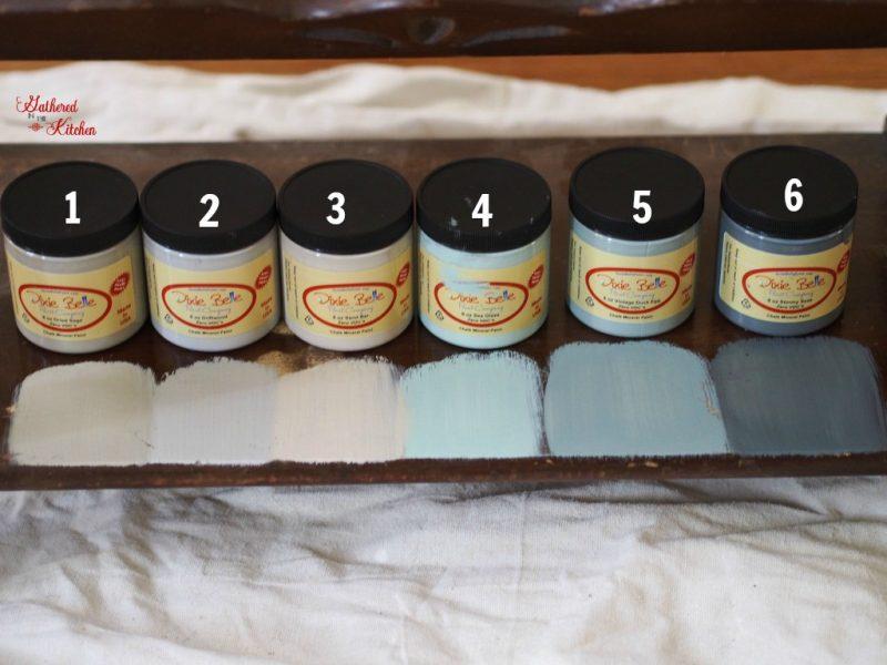 Dixie Belle Chalk Paint Colors