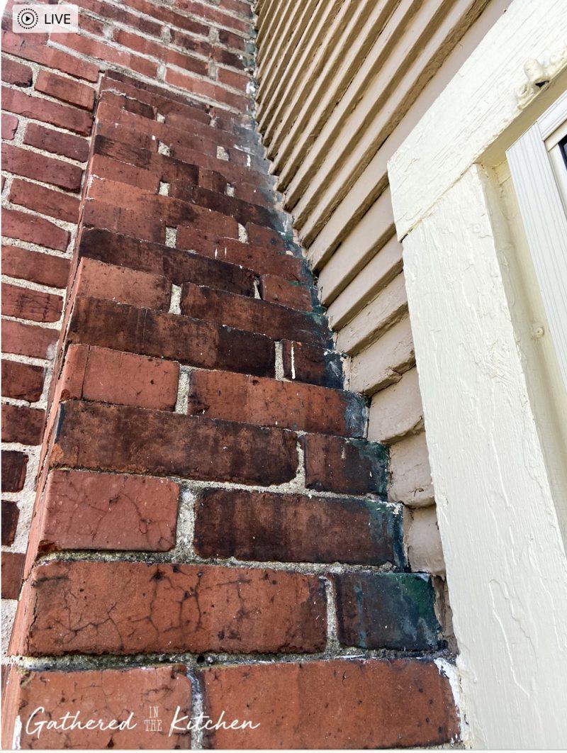 Past exterior house colors