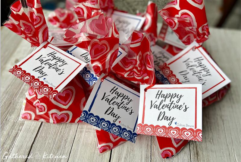 Valentine's Day Treats for School Classmates