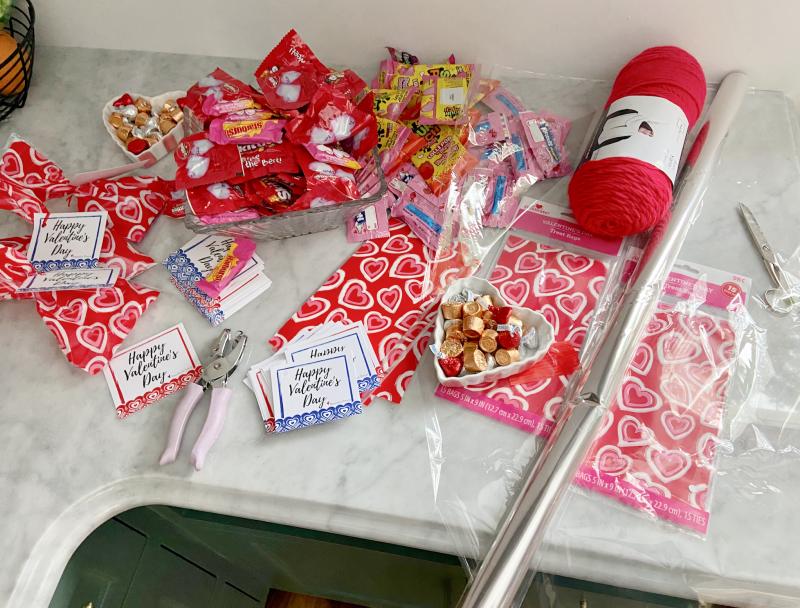 Valentine's Day Treats for Teachers