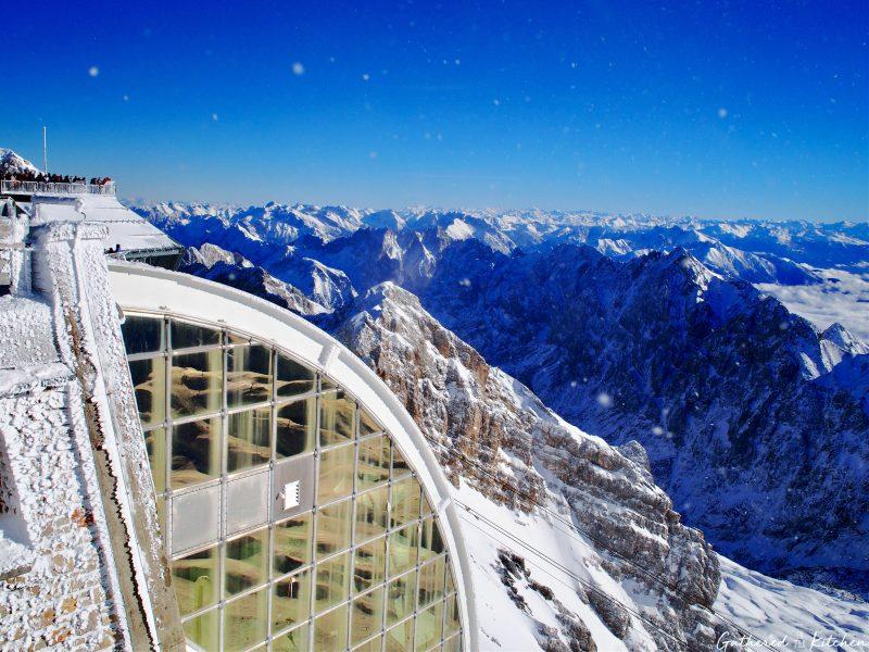 Zugspitze, Germany, highest peak in Germany