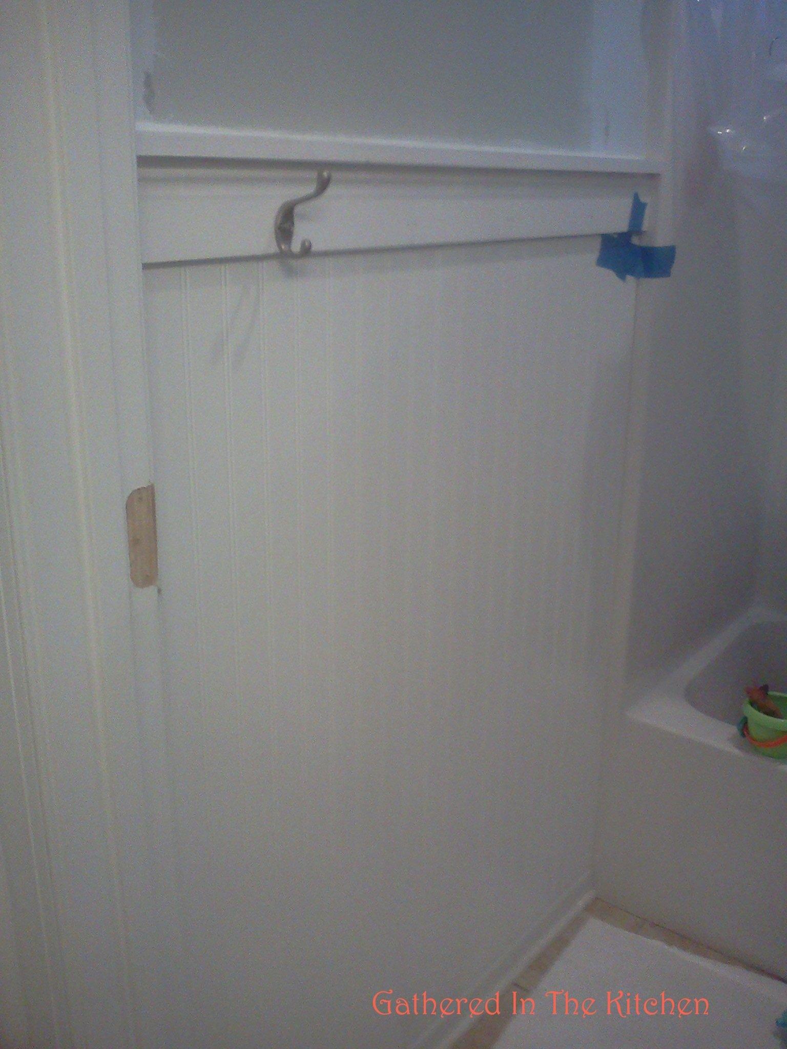 Sneak Peak – Kid's Bathroom Project