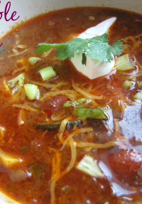 Vegan Vegetable Chili - The Best Ever!