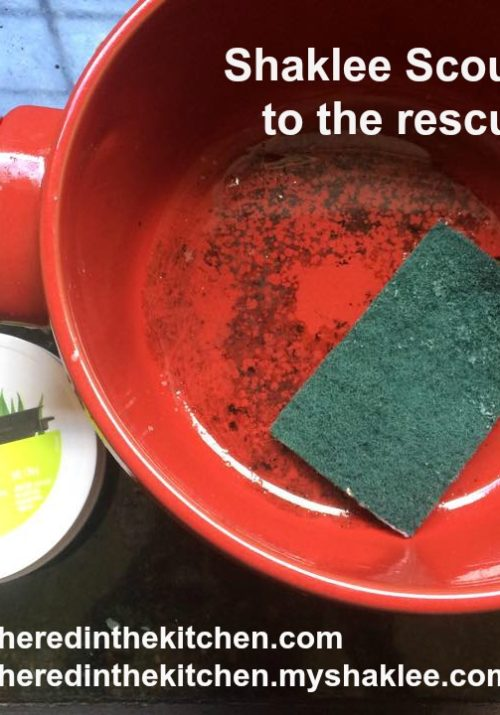 How to Clean Burnt Pots & Pans: All Natural Cleaner