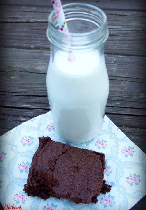 The Best Homemade Brownies