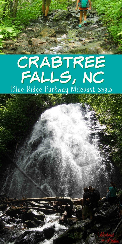 Crabtree Falls, NC -Milepost 339.5