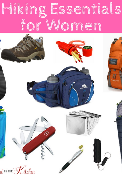 Hiking Essentials for Women