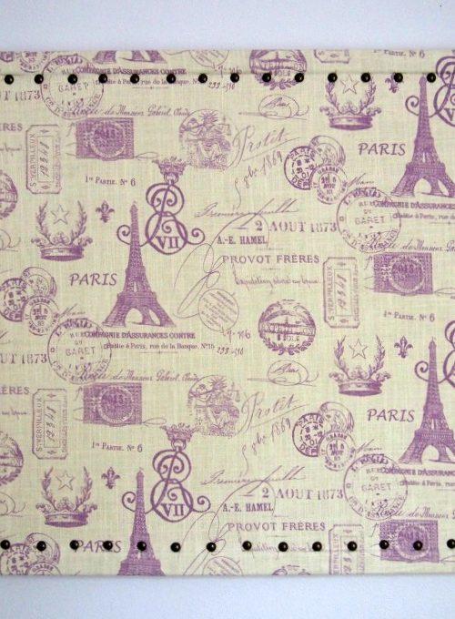 DIY Fabric Covered Bulletin Board-16