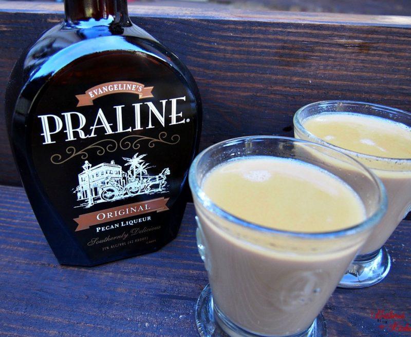 Praline Liqueur Coffee - OMG so good!