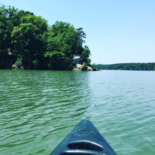 Hiking & Canoeing at Latta Plantation, Huntersville, NC: Mother's Day Adventures 2018