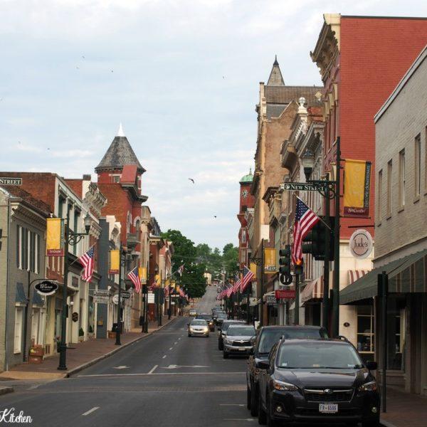 4,000+ Mile Road Trip: Day 2 – Staunton, Virginia