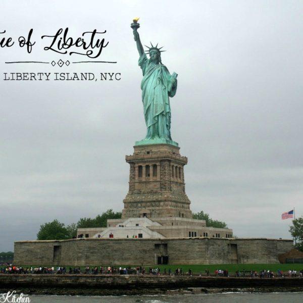 4,000+ Mile Road Trip: Day 3 – Statue of Liberty & Ellis Island