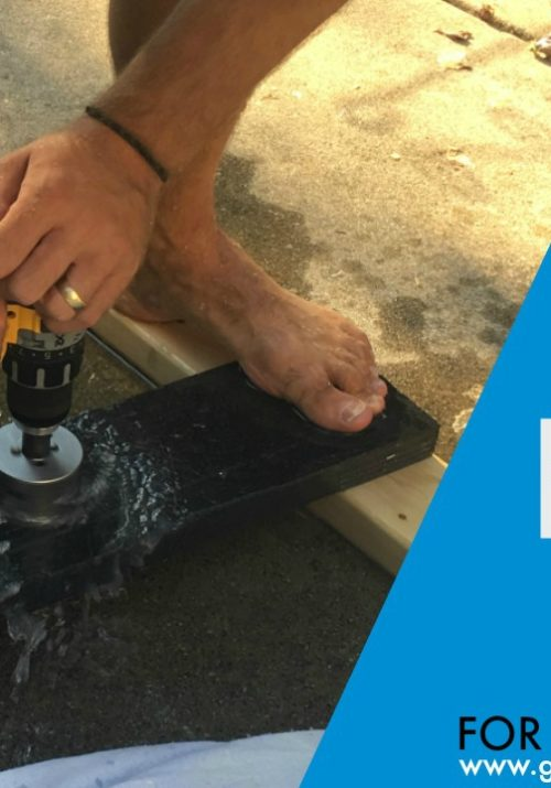 How to Drill Holes in Granite for Faucets and Drains