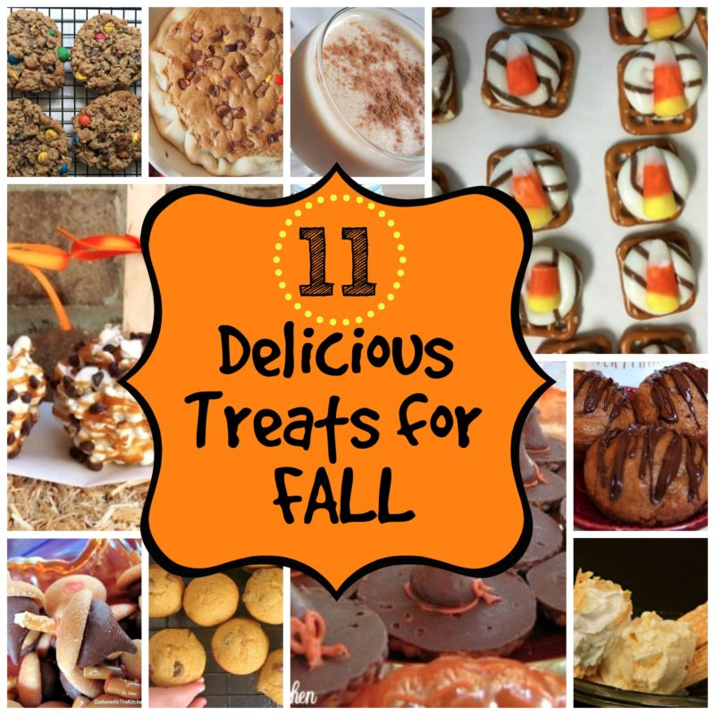 11 Delicious Treats for Fall
