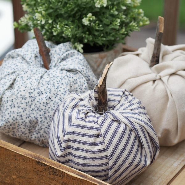 DIY Fabric Pumpkins | Farmhouse Style