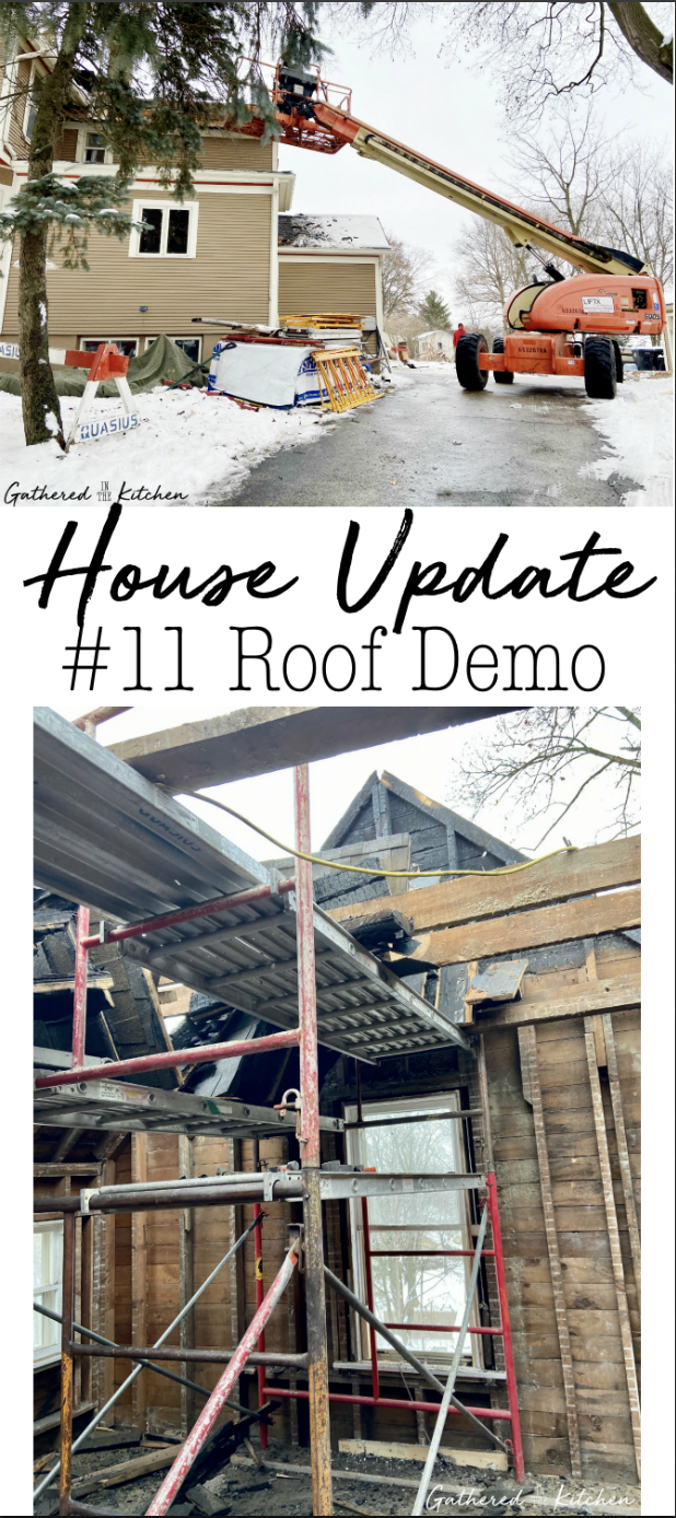 victorian house roof demo