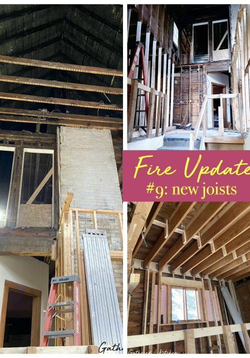 building joists and wall studs