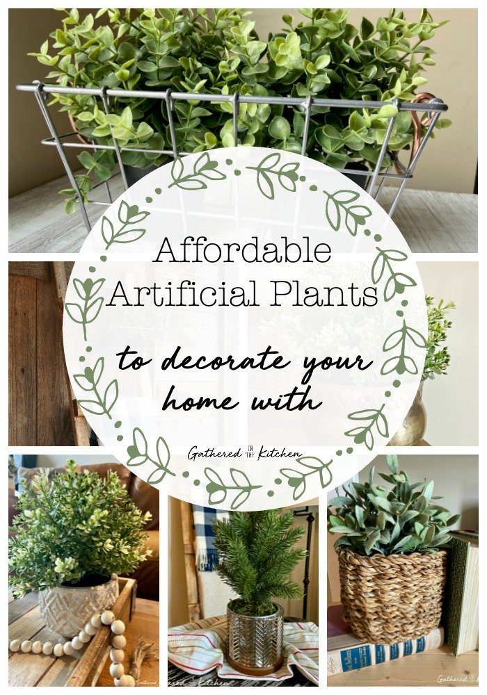 Affordable Artificial Plants to decorate your home with