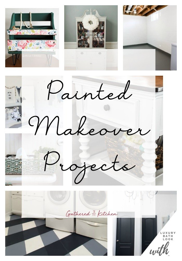 Painted Makeover Projects