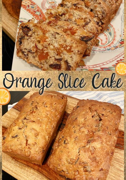 loaves Orange Slice Cake