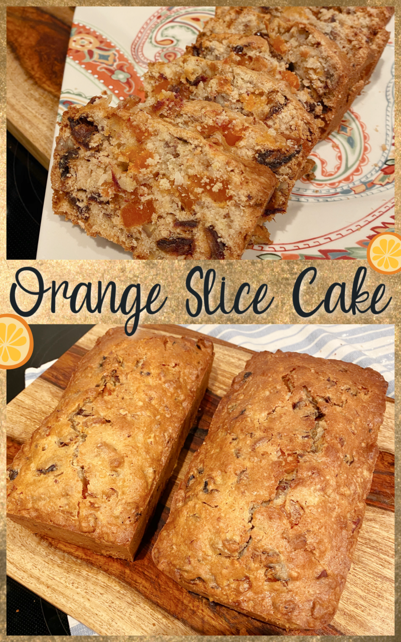 loaves Orange Slice Cake