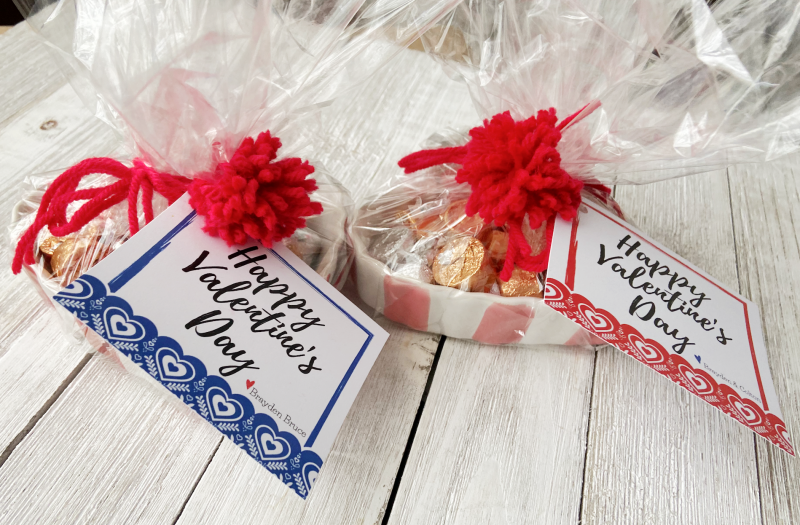 Valentine's Day Treats for School Classmates
