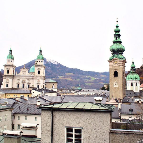 Salzburg, Austria – And my love for Christopher Plummer