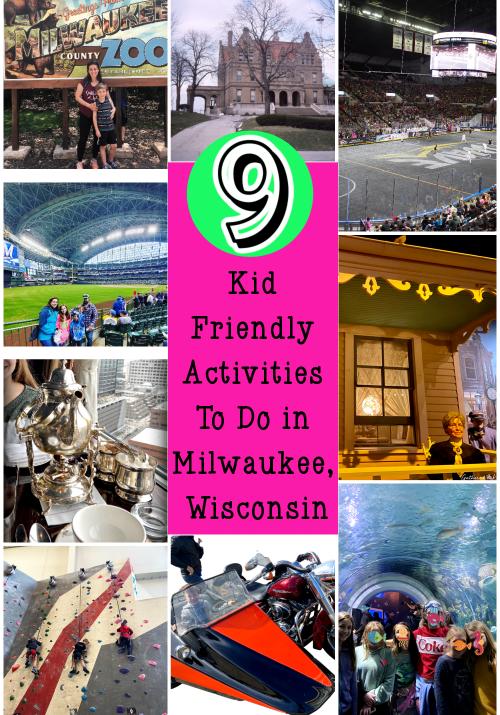 9 kid friendly activities to do in Milwaukee, Wisconsin