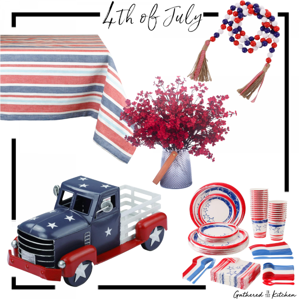 5 tips for planning the perfect 4th of July party!