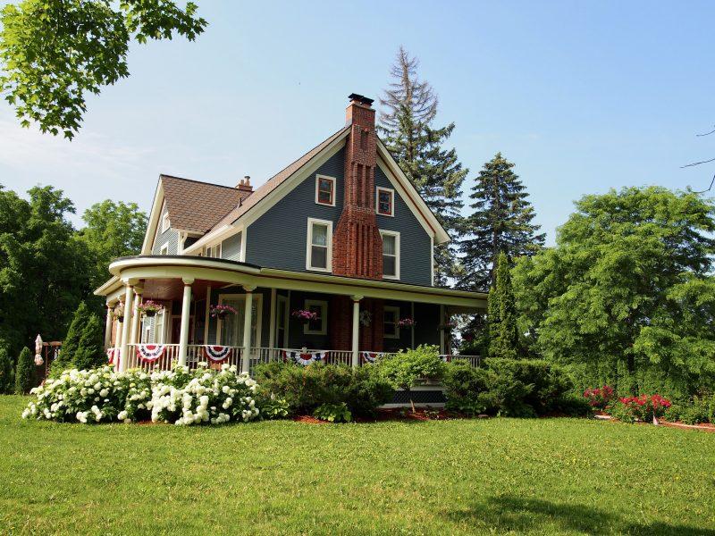 1886 Victorian Home in Wisconsin