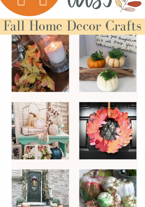11 easy fall home decor crafts   gathered in the kitchen