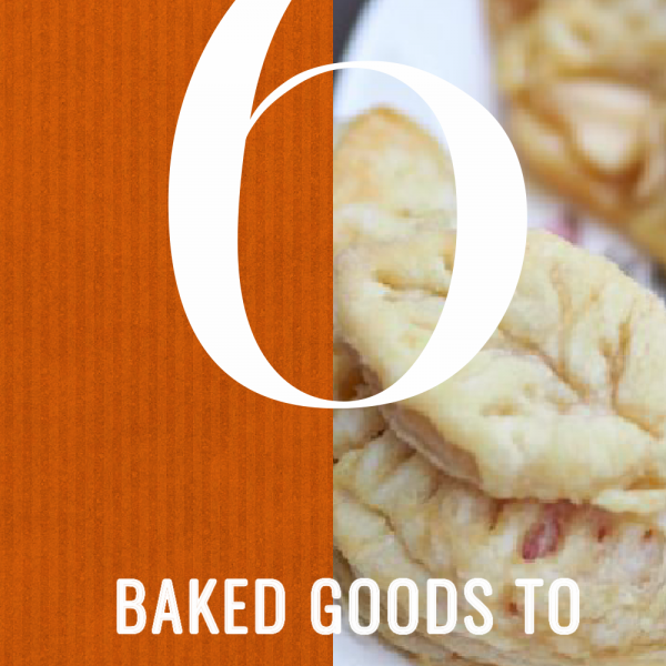 6 Baked Goods to Kick-Off Fall!