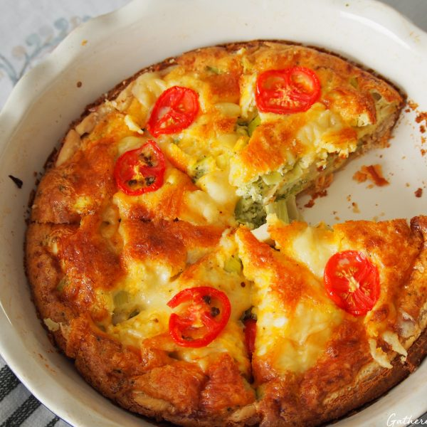 Broccoli Quiche – The Best Breakfast Quiche, Ever!