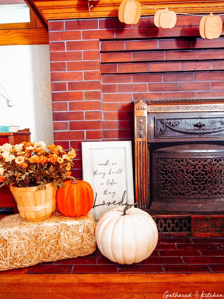 Repurpose Cabinet Doors into Farmhouse Signs | Gathered In The Kitchen